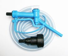 "IBC TRIGGER DELIVERY NOZZLE KIT for ADBLUE / Urea. 3/4"" Hose Tail + Hose Pipe"